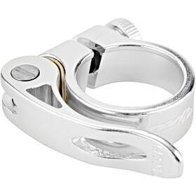 Red Cycling Products QR Saddle Clamp Ø31,8mm, silver